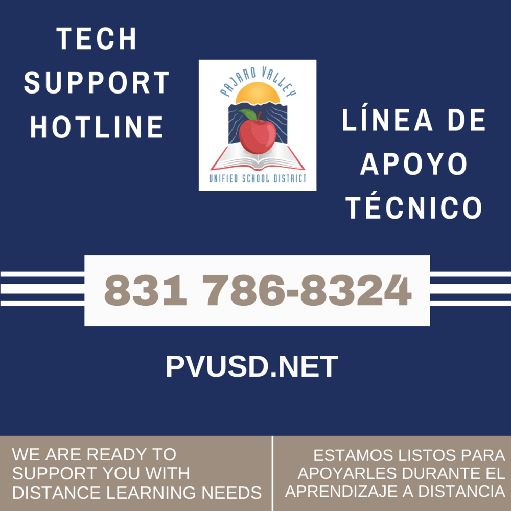 tech support hotline